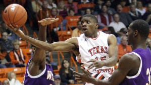 UTEP guard Tevin Caldwell was redshirted last year but will play this year.