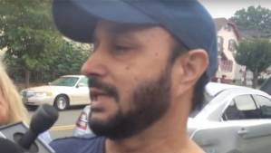 Harinder Bains in a photo made from video Tuesday, Sept. 20, 2016.