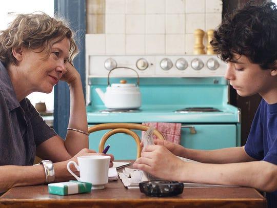 "Annette Bening and Lucas Jade Zumann star in ""20th"