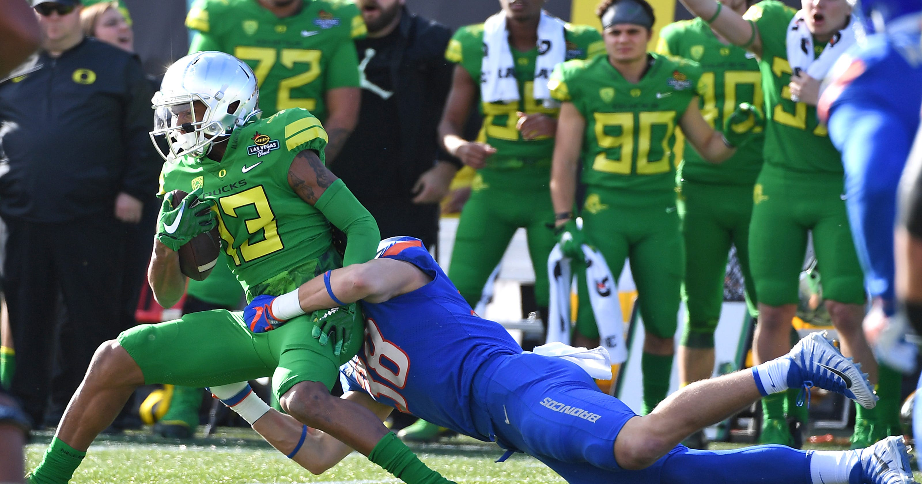 5 things to know about Dallas Cowboys No. 19 overall pick Leighton Vander  Esch 152100c11