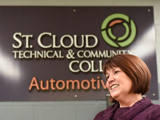 Judell Anderson talks about opportunities in the auto