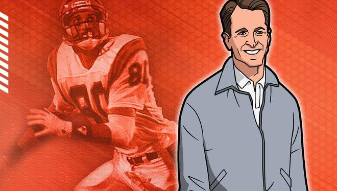 Cris Collinsworth on NFL Rush Zone:  Guardians Unleashed cartoon