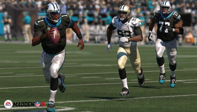 EA Sports' 'Madden NFL 15'