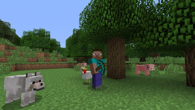 'Minecraft' for PlayStation 4