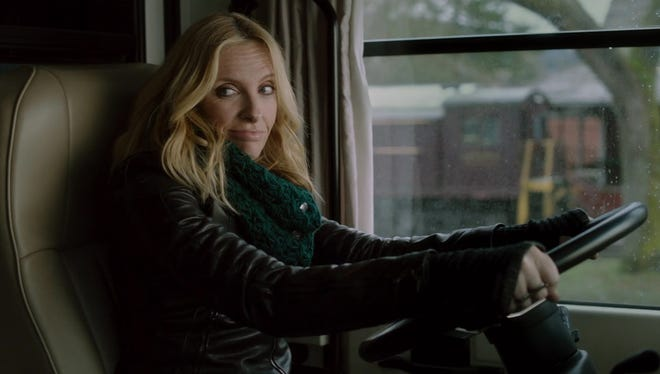 """Toni Collette stars as Ellie Klug in """"Lucky Them."""""""