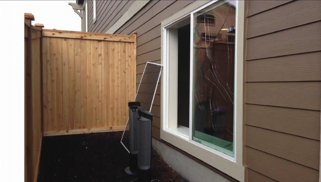 Leena Rawat of Kirkland, Wash., said intruders got past a security system installed by Comcast and nearly killed her teenage son in September 2013.