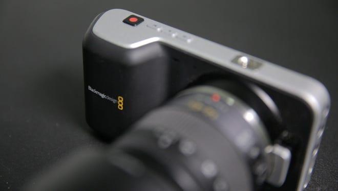 Blackmagic Pocket Cinema offers RAW video files for movie like quality.