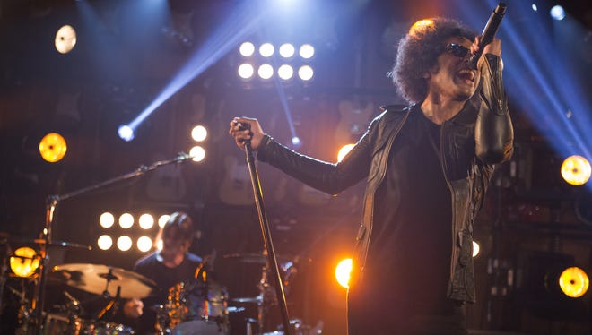 Alice in Chains singer/guitarist William DuVall, who joined the band in 2006, replacing the late Layne Staley.