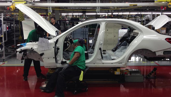In Alabama, the UAW has been working for more than two years and has found some sympathetic Mercedes-Benz workers who it has coached on how best to preach union values to their colleagues.