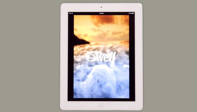 Swell app