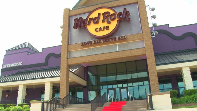 New Hard Rock Cafe is opening soon in Pigeon Forge