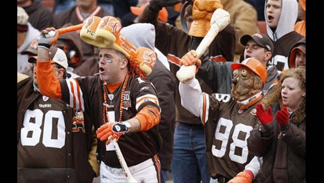 Browns Dawg Pound