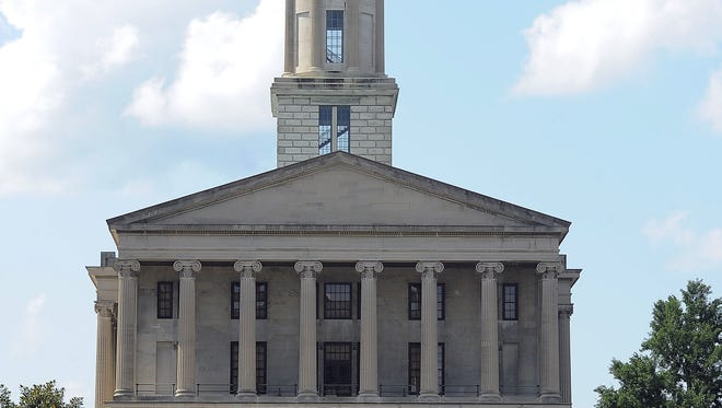 Tennessee State Capitol 600 Charlotte Ave   Nashville, TN 37243 Tuesday July 9, 2013, in Nashville, Tenn.