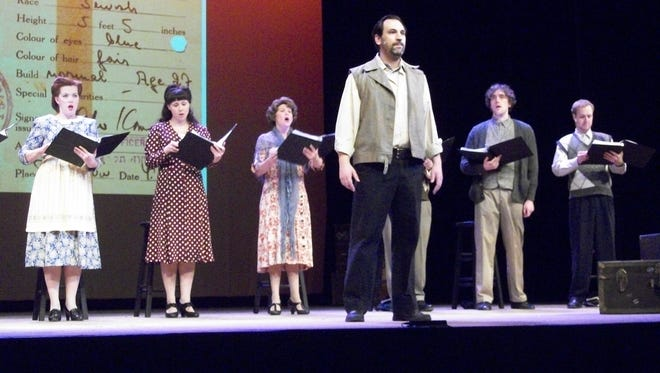 Moses Man: A New Musical will be staged Thursday through Sunday at Geva Theatre's Nextstage.