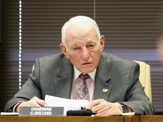 North Jersey District Water Supply Commission chairman