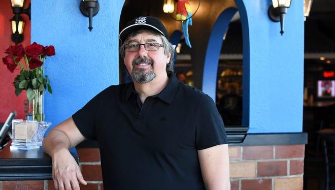 Leo Dopico opened Leo's Cuban Kitchen in Hattiesburg with his wife, Carmen.