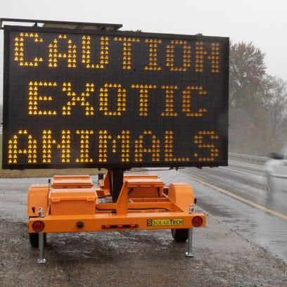 Zanesville animal escape lives on for witnesses