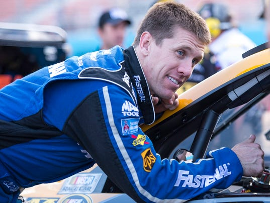 1-29-2014 carl edwards