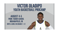 Attend Victor Oladipo Youth Basketball ProCamp