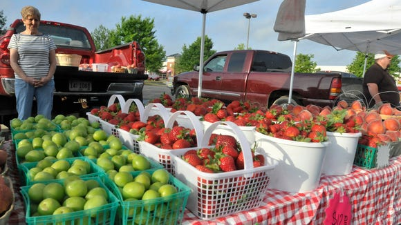 The annual EastChase Farmer's Market has grown into one of the five biggest in the state.