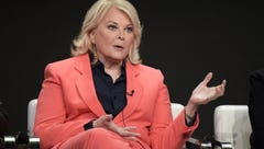 Candice Bergen has changed her mind about her pal, ousted CBS chief Leslie Moonves