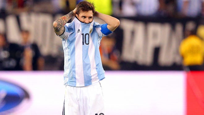 Argentina midfielder Lionel Messi and his father received suspended prison sentences for tax fraud.