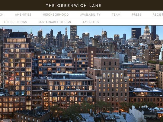 Bon Jovi's new condo, the Greenwich Lane.