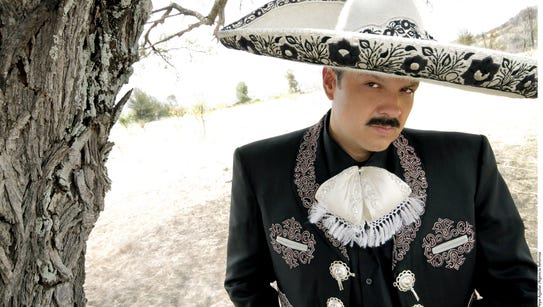 Musician Pepe Aguilar will perform at the Save Mart