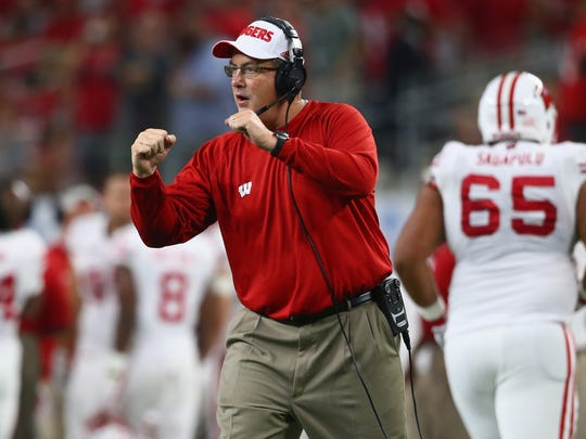 Over the last five seasons, Wisconsin has allowed an average of 17.2 points per game, second only to Alabama's 14.3.