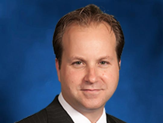 State Rep. Paul Hollis, R-Covington, is a candidate