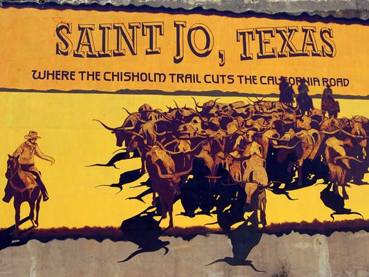 Saint Jo, Texas