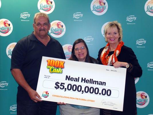 Neal Hellman $5 million - 100X THE CASH