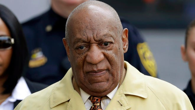 Bill Cosby says his sight is now completely gone.