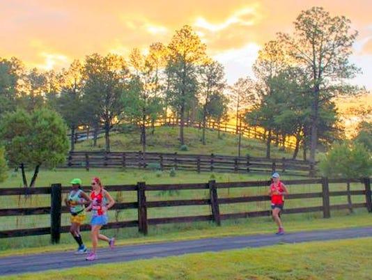 Stambaugh photo of Ruidoso marathon