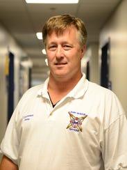 Lt. Mike Stone of the Ocean City Beach Patrol.