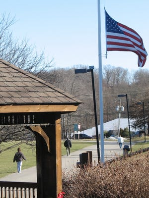 File photo of the Jack Devito Memorial Field in Yorktown Heights