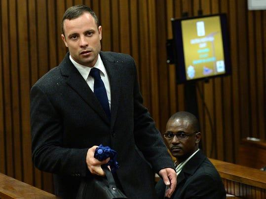 AP South Africa Pistorius Trial