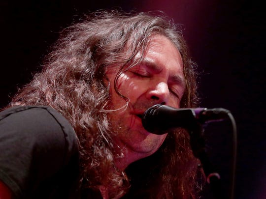 The War on Drugs performs at a sold-out Riverside Theater
