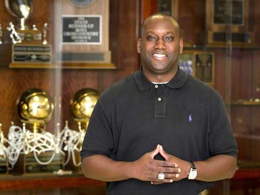 Kevin Starks, Harding basketball