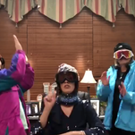 Teachers' rap video announcing snow day goes viral