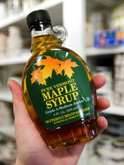 Grade A Medium Amber maple syrup