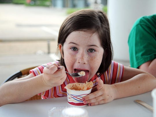 Goodwood Museum & Gardens is hosting a free ice cream social Sunday.