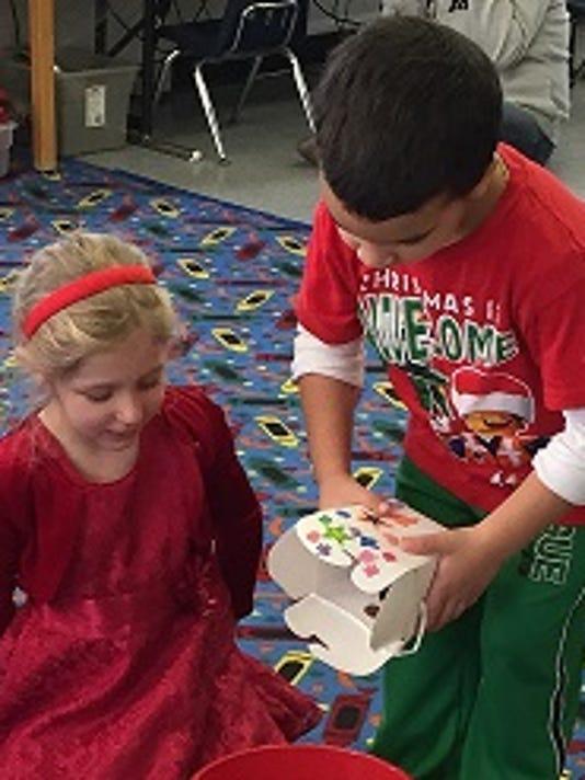 Richmond Day Nursery class donates to HELP the Animals