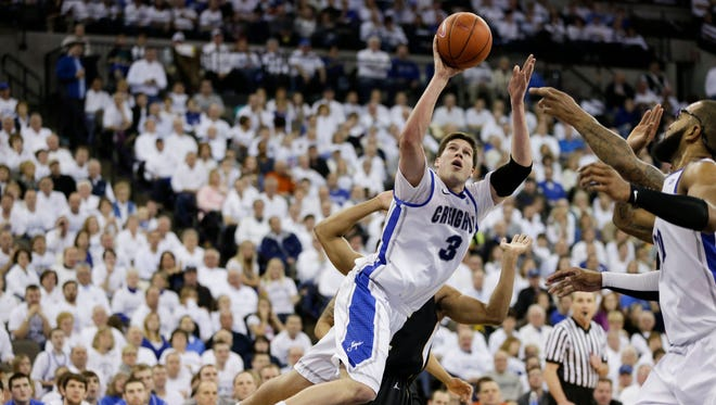 Creighton's Doug McDermott returns as a two-time All-American as the Bluejays enter the Big East.