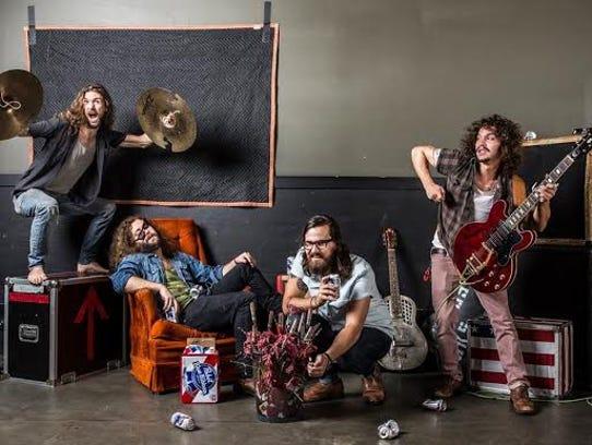 Atlanta-based rock 'n' roll quartet Radio Birds will