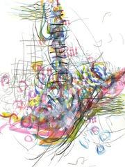 """Magic Carpet"" by Christine Alfery"