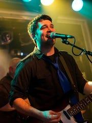 Gabe Cox is a blues rock musician in Salem.