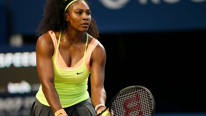 Top-ranked Serena Williams just completed a second career 'Serena Slam' by holding all four Major titles at once.