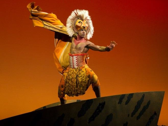Lion King photo