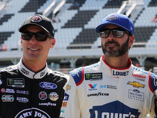 USP NASCAR: COKE ZERO 400 POWERED BY COCA-COLA-QUA S CAR USA FL